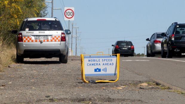 DOUBLE DEMERIT POINTS = Police Blitz on Roads in Australia Holiday Season