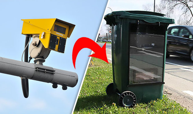 Hidden Stealth Police Speed Cameras, Australia