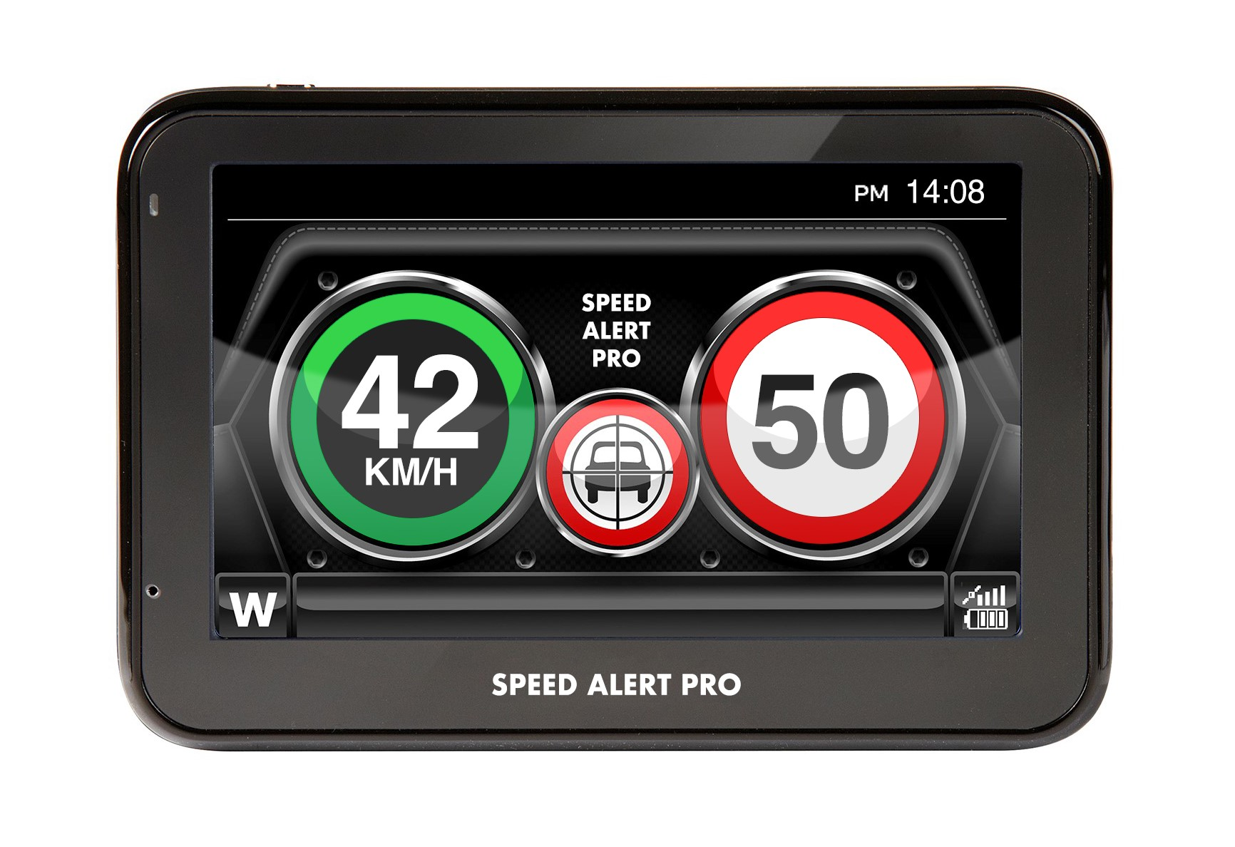 SPEED ALERT PRO DEVICE - NO MORE SPEEDING FINES